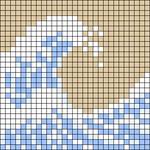 Alpha pattern #26588 variation #193472
