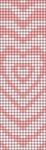Alpha pattern #86377 variation #193474
