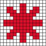 Alpha pattern #102501 variation #193578