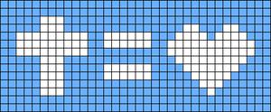Alpha pattern #91325 variation #193695