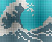 Alpha pattern #105815 variation #194210