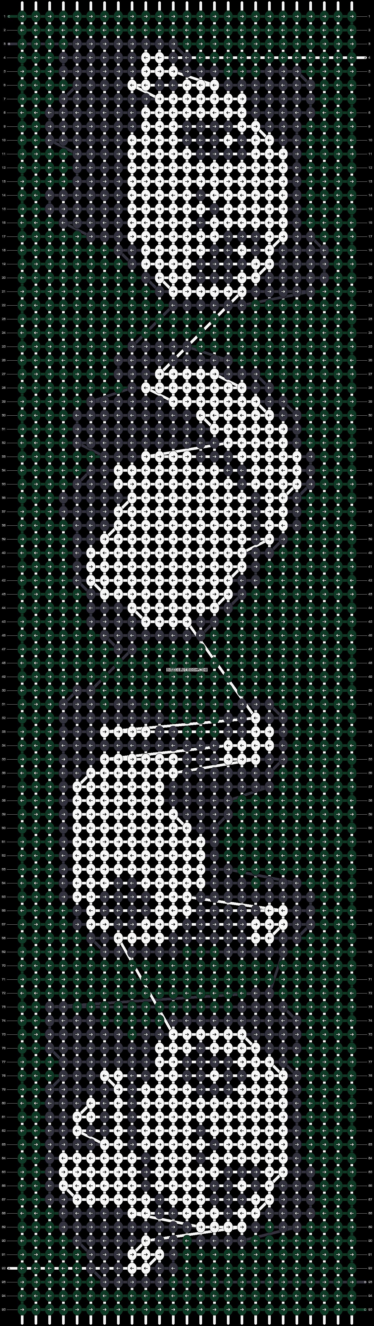 Alpha pattern #51356 variation #194374 pattern