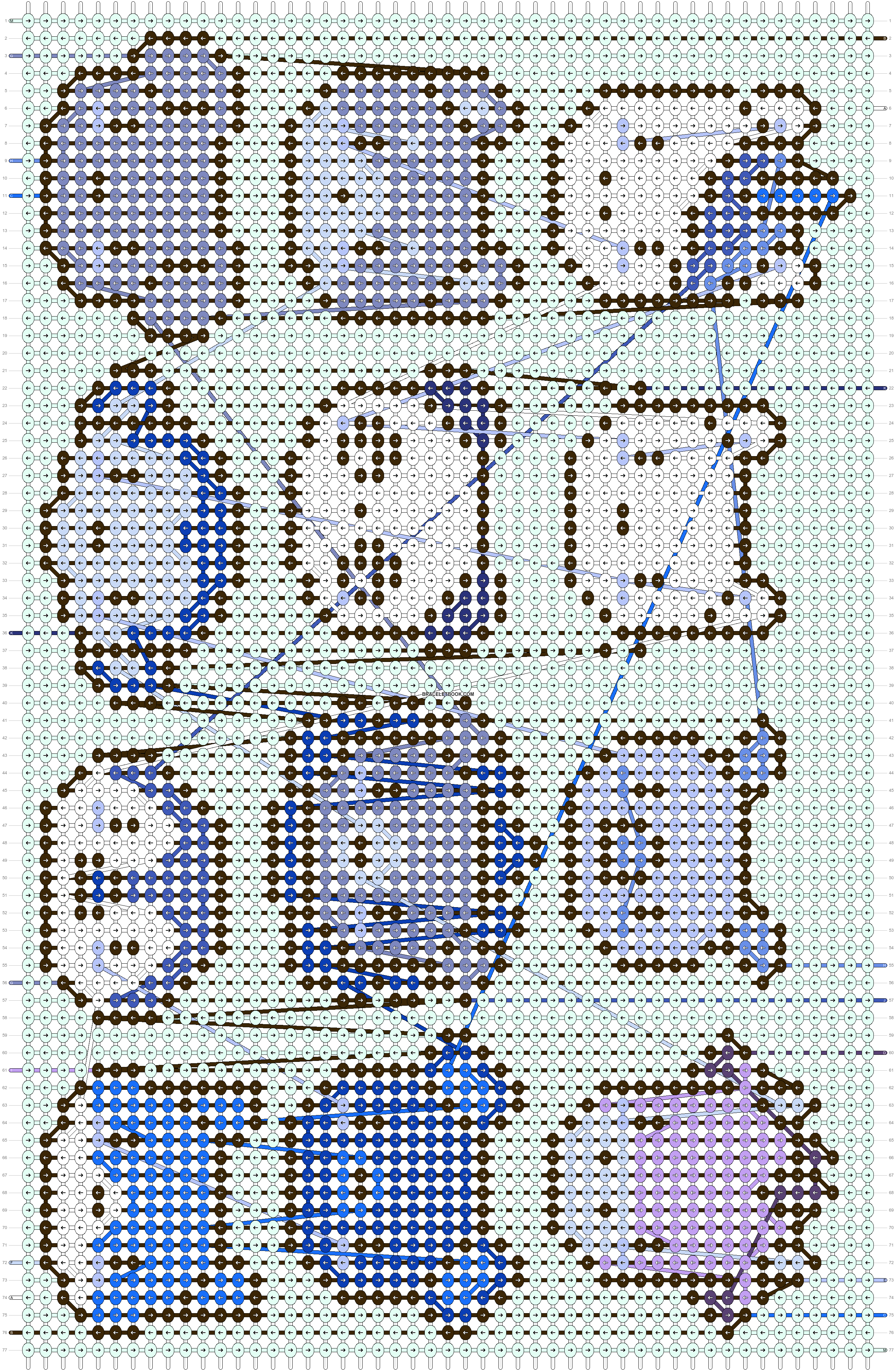 Alpha pattern #91684 variation #194381 pattern