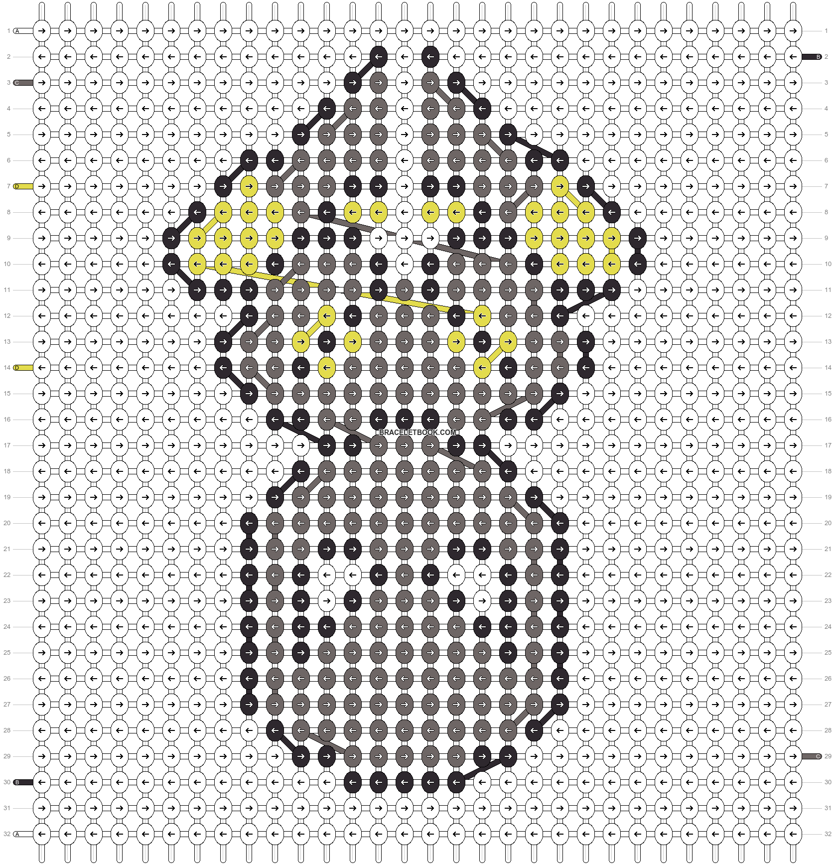 Alpha pattern #26413 variation #194382 pattern