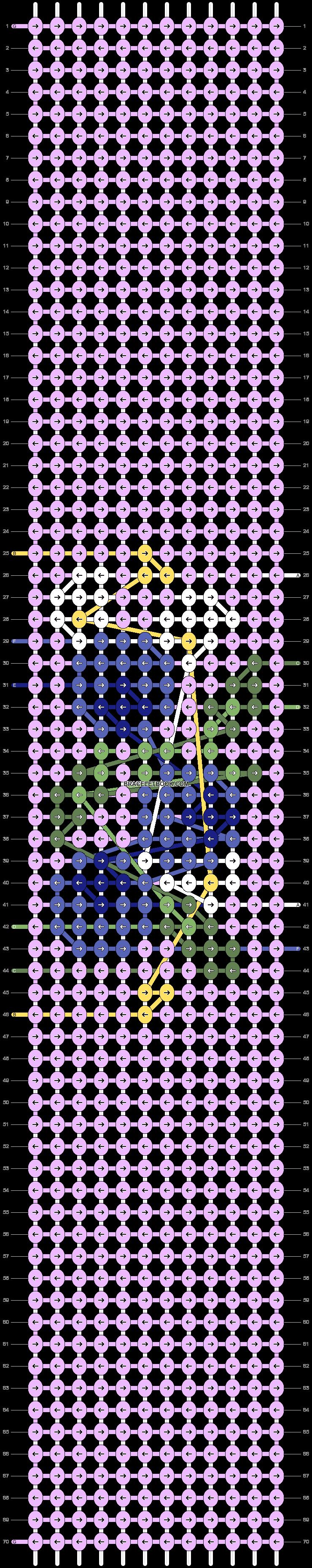 Alpha pattern #98051 variation #194385 pattern