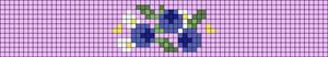 Alpha pattern #98051 variation #194385