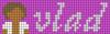 Alpha pattern #95486 variation #194757