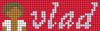 Alpha pattern #95486 variation #194806