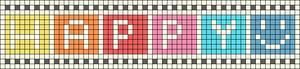 Alpha pattern #14377 variation #194887
