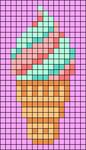 Alpha pattern #37073 variation #194894