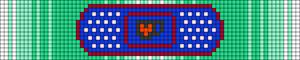 Alpha pattern #106495 variation #195258