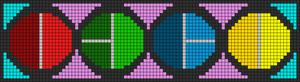 Alpha pattern #106624 variation #195334