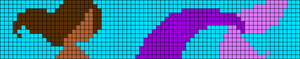 Alpha pattern #65688 variation #195364