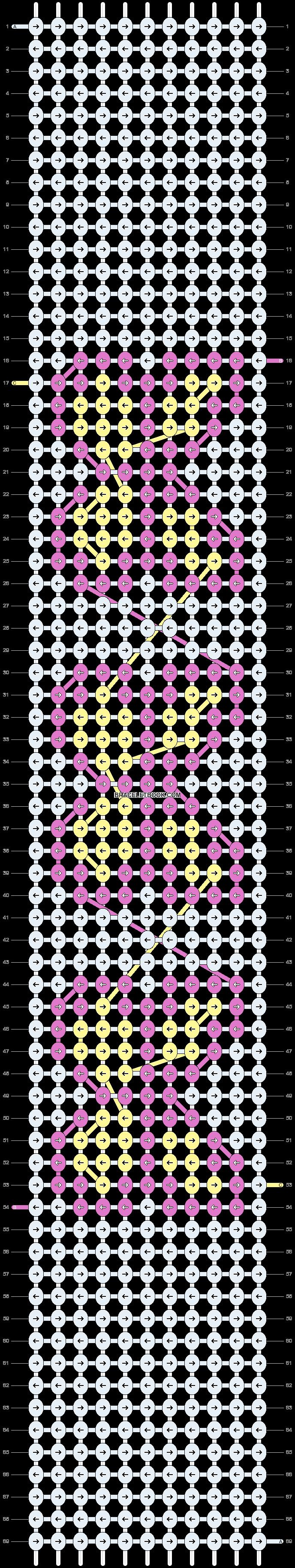 Alpha pattern #36093 variation #195410 pattern