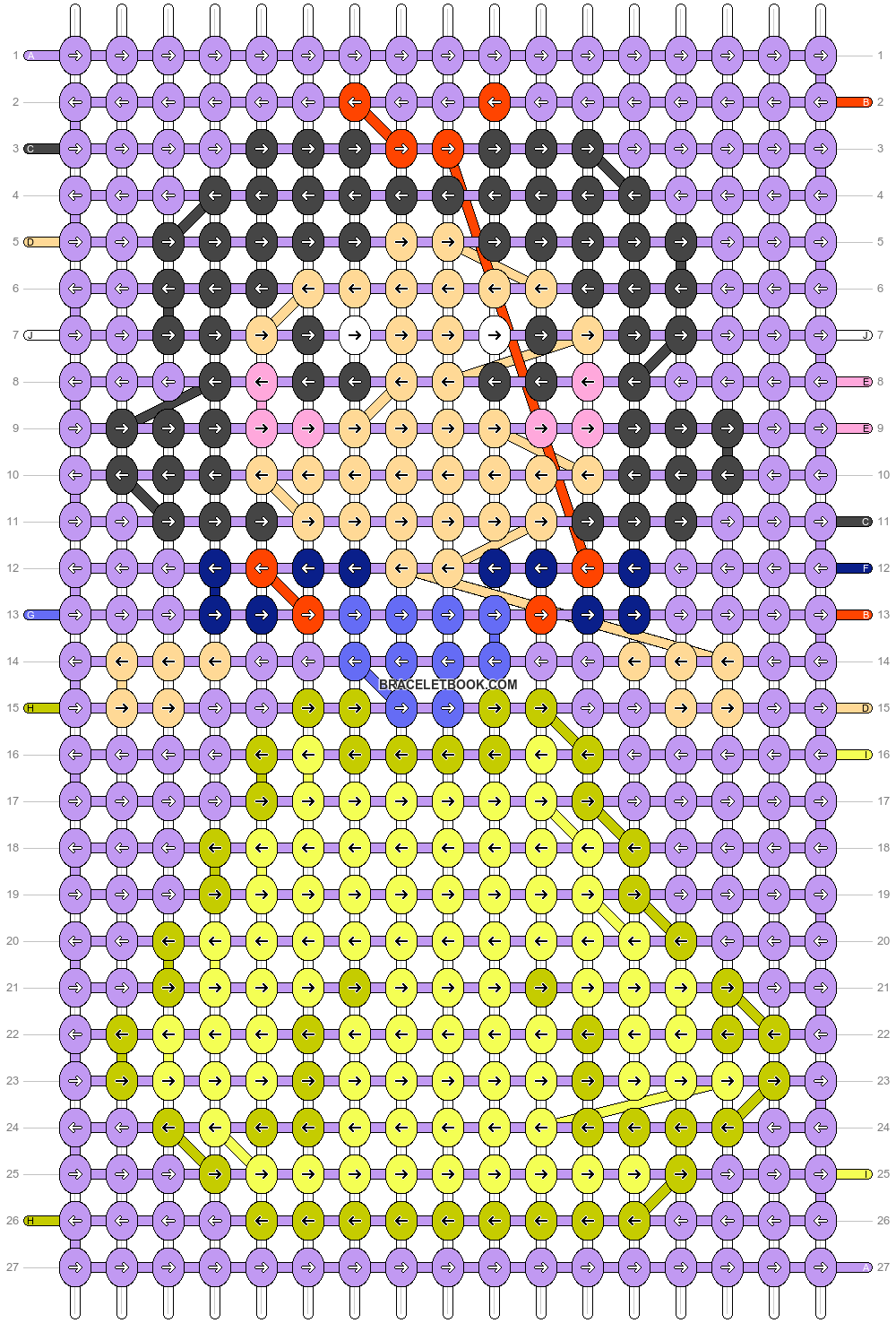Alpha pattern #43416 variation #195501 pattern