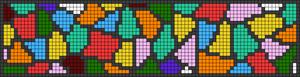 Alpha pattern #106665 variation #195669