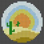 Alpha pattern #95604 variation #195951