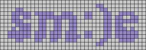 Alpha pattern #60503 variation #196202