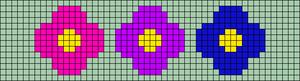 Alpha pattern #105795 variation #196240