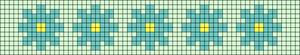Alpha pattern #46125 variation #196295