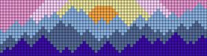 Alpha pattern #40178 variation #196327