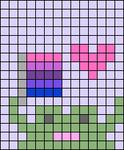 Alpha pattern #101377 variation #196341