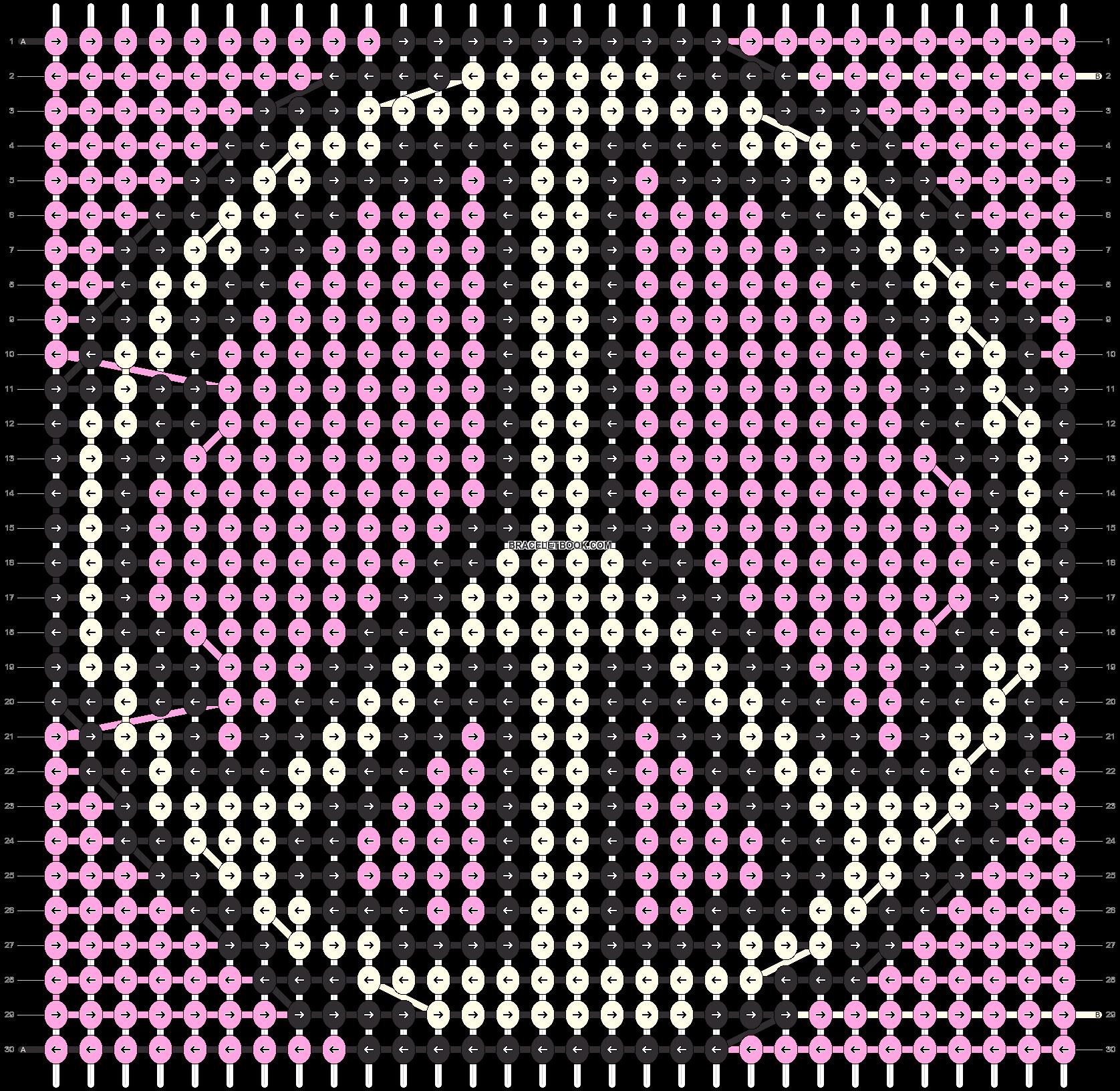 Alpha pattern #107286 variation #196365 pattern