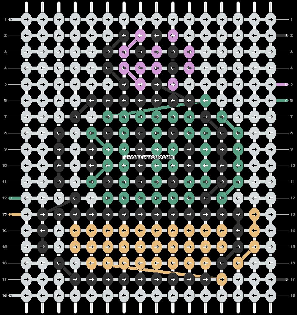 Alpha pattern #82045 variation #196372 pattern