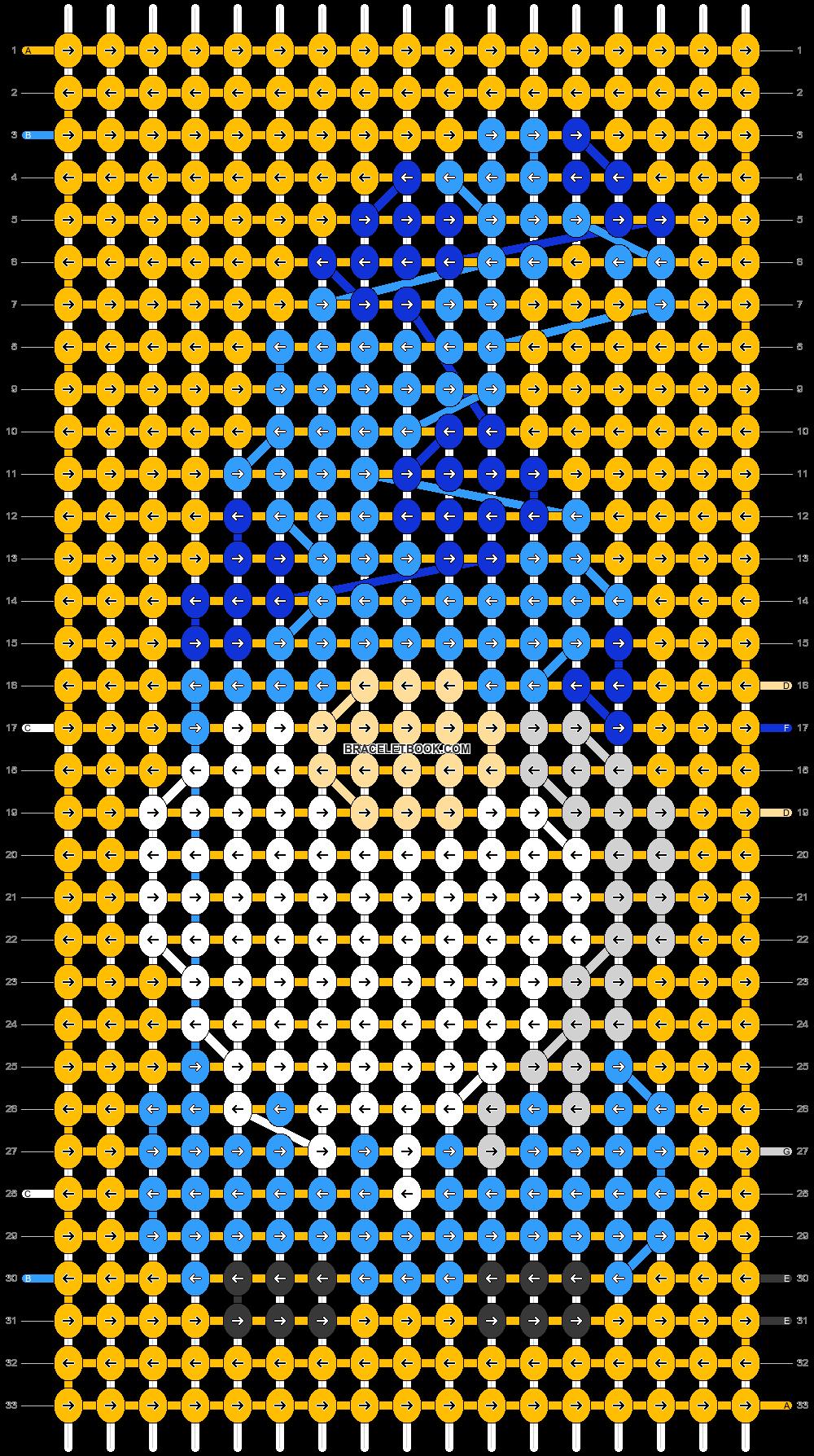 Alpha pattern #63784 variation #196377 pattern