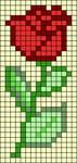 Alpha pattern #74406 variation #196407