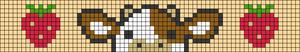 Alpha pattern #79422 variation #196493