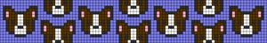 Alpha pattern #102586 variation #196539