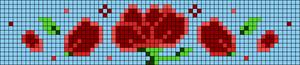 Alpha pattern #101211 variation #196541