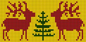 Alpha pattern #11895 variation #196807