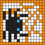 Alpha pattern #105075 variation #197002