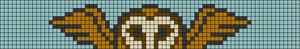Alpha pattern #71663 variation #197092