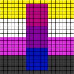 Alpha pattern #78569 variation #197200