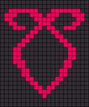 Alpha pattern #107042 variation #197564