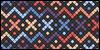 Normal pattern #71397 variation #197636