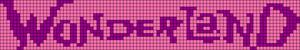 Alpha pattern #10260 variation #197701
