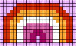 Alpha pattern #93145 variation #197815