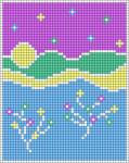Alpha pattern #108385 variation #197952