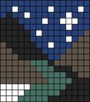 Alpha pattern #104288 variation #198099
