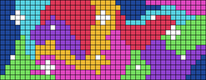 Alpha pattern #108477 variation #198107