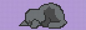 Alpha pattern #48103 variation #198109