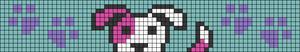 Alpha pattern #99864 variation #198136