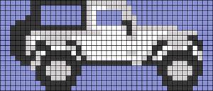 Alpha pattern #50813 variation #198144