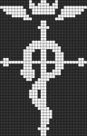 Alpha pattern #16770 variation #198170